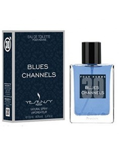 Eau de toilette homme BLUES...