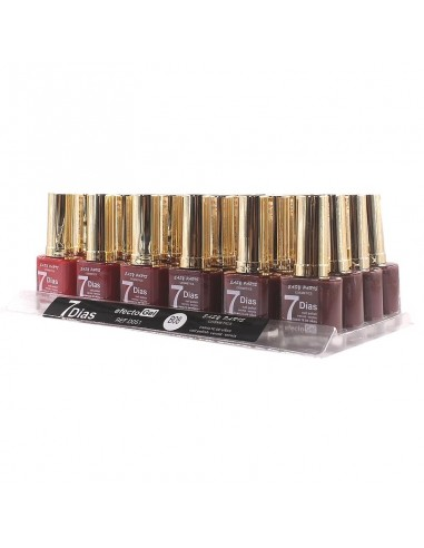 Lot 6 VERNIS À ONGLES 7 jours - EASY...