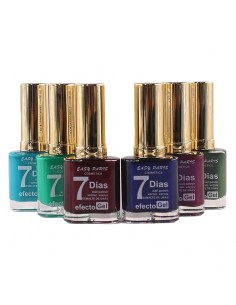 Lot de 6 VERNIS À ONGLES 7...