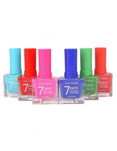 Lot de 6 VERNIS À ONGLES...